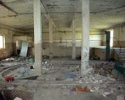Lost Place Geocache Schüleröfen Ortrand - in einer der Werkhallen