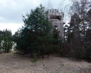 Lost Place Geocaches Unsere Familie und Russenhäuser, einer der Wachtürme