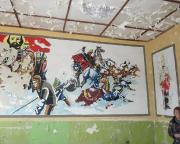 Lost Place Geocaches Unsere Familie und Russenhäuser wie so oft russische Kunst