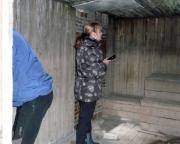 Lost Place Geocaches Unsere Familie und Russenhäuser, in der Sauna
