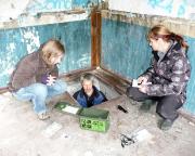 Lost Place Geocaches Unsere Familie und Russenhäuser, am Final
