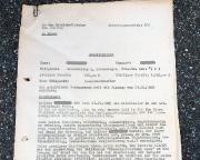 Dokument der Zeitgeschichte - Lost Place Geocache Der Brief des Ministers