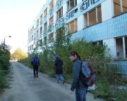 Lost Place Geocache Sicherheitsinspektor Gründlich in Dresden