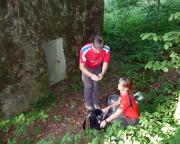 Geocaching wird auch für uns international - unterwegs in Böhmen