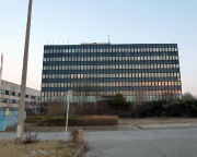 Geocache Gisela Penibels neues Büro