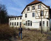 Lost Places in Dresden und Radebeul, hier in einem alten Restaurant