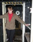 Lost Place Geocache Felix - das erste Mal in einem Bunker - das ist etwas aufregend