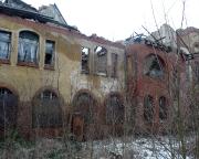 Lost Place Geocache in der Nervenheilanstalt Teupitz - die Zeichen der Zeit
