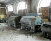Lost Place Geocache in der Nervenheilanstalt Teupitz - Waschtrommeln