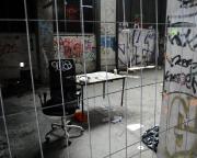 Stilleben am Lost Place im ehemaligen VEB Furnierwerk Berlin in Karlshorst