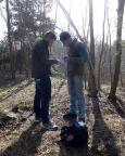 Lost-Place-Geocache Der Qualitätsprofessor bei Lübbenau