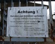 Lager der Garnison der Sowjetischen Streitkräfte in Deutschalnd - ohne Worte