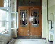 Sophienheilstätte Bad Berka – Spuren der Verwüstung