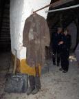 Lost Place Geocache Stadt im Wald- Reste einer Uniform