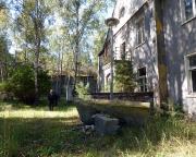 Lost Place Geocache Stadt im Wald