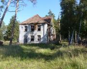 Lost Place Geocache Stadt im Wald - unbekanntes Objekt