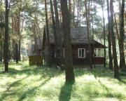 Lost Place Geocache Stadt im Wald - Sauna im Wald