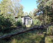 Lost Place Geocache Stadt im Wald - unterwegs zur Sporthalle