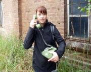 Klasse dieser Geocache, für den Telefonjoker braucht man nicht einmal das eigene Handy