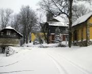 Der herrlich verschneite Große Winterberg ist erreicht