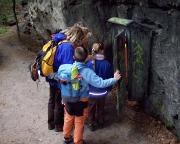 Immerwieder mal spannend und interessant - wie sieht die Bergungsbox von innen aus?