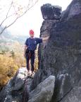Kein Trauma aufkommen lassen - Bergfex, Alter Weg, 2. Versuch - wir schaffen es