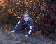 Volker in der Grünen Wand, II, am Backfisch