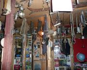 Nein, kein Bergsteigermuseum – Innenleben der Ilmtalbaude in Schmilka – auf dass es sie noch lange gibt!