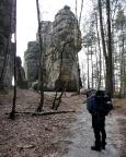 Auf dem Weg zu den Touren an der Wildspitze und am Wilderer