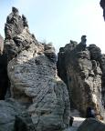 Tisaer Wände - der Gipfel Froschkrone