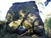 Der Gipfel Backzahn