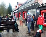 Autokamp Pod Cisarem in der Böhmischen Schweiz -  Ostrov
