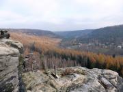 Auf dem Gipfel des Frantaturm,  bestiegen via Alter Weg I.