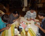 Origami - Nur ein kleiner Bildeindruck eines spannenden Origami-Abends in Mittelndorf