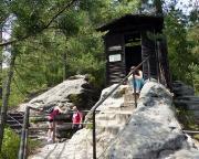 Schlegelhütte am Herrmannseck - Tour 08