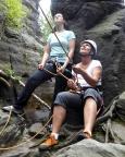 Hilfssheriff im Bielatal, ein neues Klettergefühl entsteht