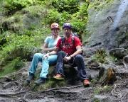 Klettersteig Alpiner Grat bei Oybin – vor dem Einstieg