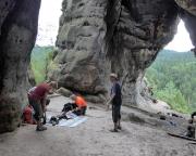 Kleinsteinhöhle, die unbekannte Perle an der Kleinsteinwand