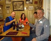Buschmühle im Kirnitzschtal – das ideale Gasthaus für Gipfelfeiern