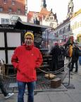 Weihnachtsmarkt zum Jahresstart  - Mittelalterspektakel in Dresden