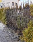 Folgen des Silvesterfeuerwerkes – Heckenbrand in Mittelndorf