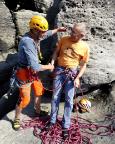 Und geschafft – Berg Heil nach einer herausragenden Bergfahrt