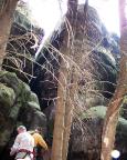 Scheibe am Terllerhörnel - der letzte Gipfel der Tour - Aufnahme stammt von einer anderen Begehung, uns war nicht mehr nach Fotografieren