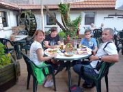 Reisen und Speisen - hier in der Sorbenscheune Neustadt/Spree