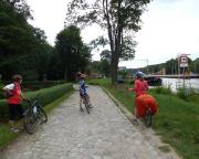 Spreeradweg 2014 - An der Kersdorfer Schleuse - Bild 1