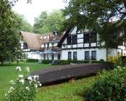 Hotel Muggenburg in Schlepzig, wenige Meter abseits, überteuert, aber sehr gut
