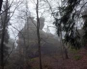 Drei Tische bei Jonsdorf - Naturdenkmal