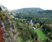 Wanderrunde in Jonsdorf