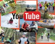 Bild für die Startseite als Intro zur Erneuerung der YouTube-Galerie im Jahre 2019