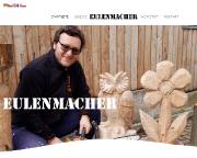 Eulenmacher.de – die neuste von mir entworfene Webseite